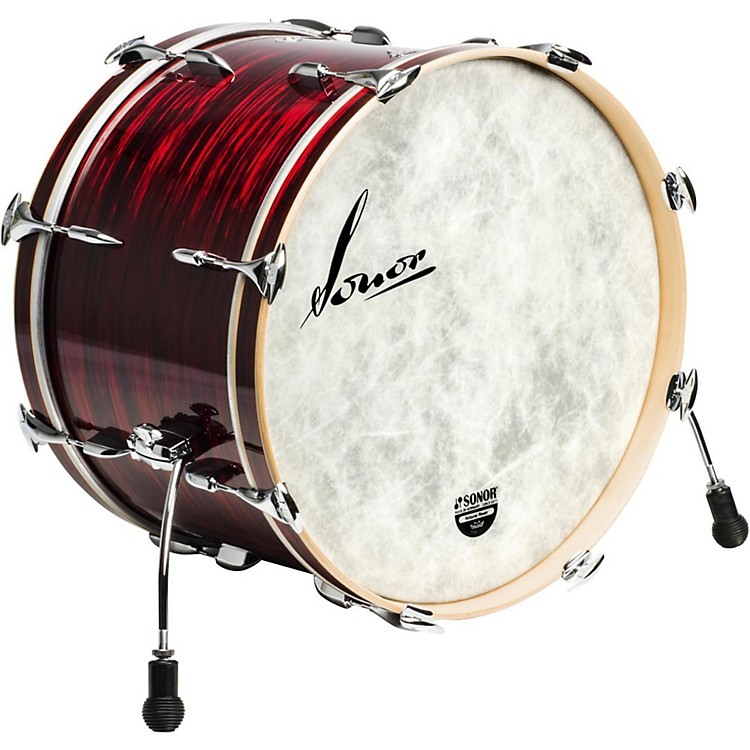 SonorVintage Series Bass Drum NM20 x 14 in.Vintage Red Oyster