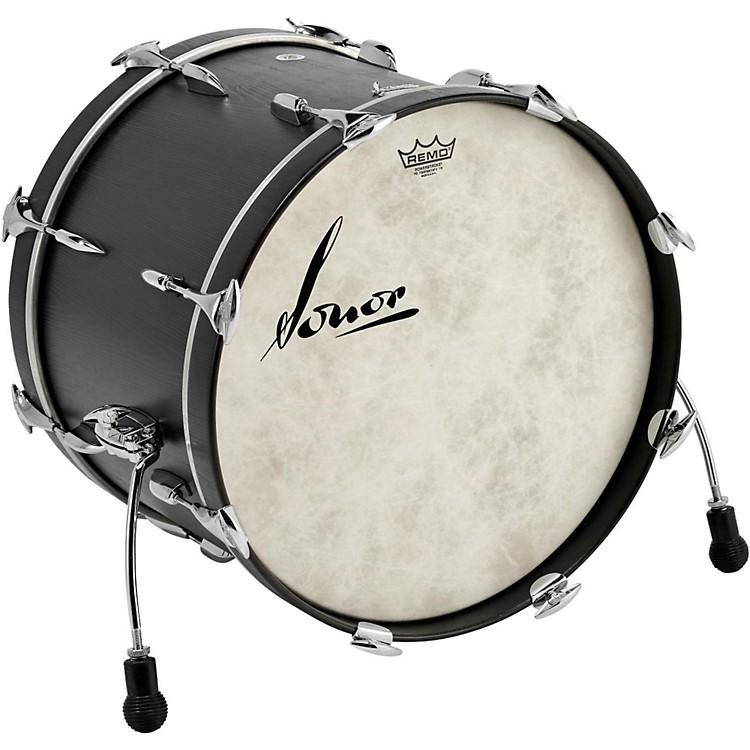 SonorVintage Series Bass Drum NM22 x 14 in.Vintage Onyx