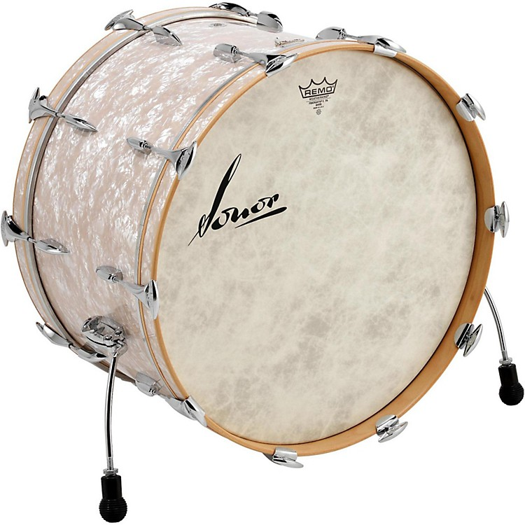Sonor Vintage Series Bass Drum NM 22 x 14 in. Vintage Pearl