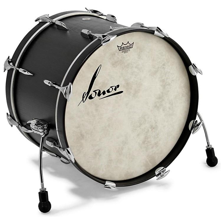 SonorVintage Series Bass Drum NM24 x 14 in.Vintage Onyx