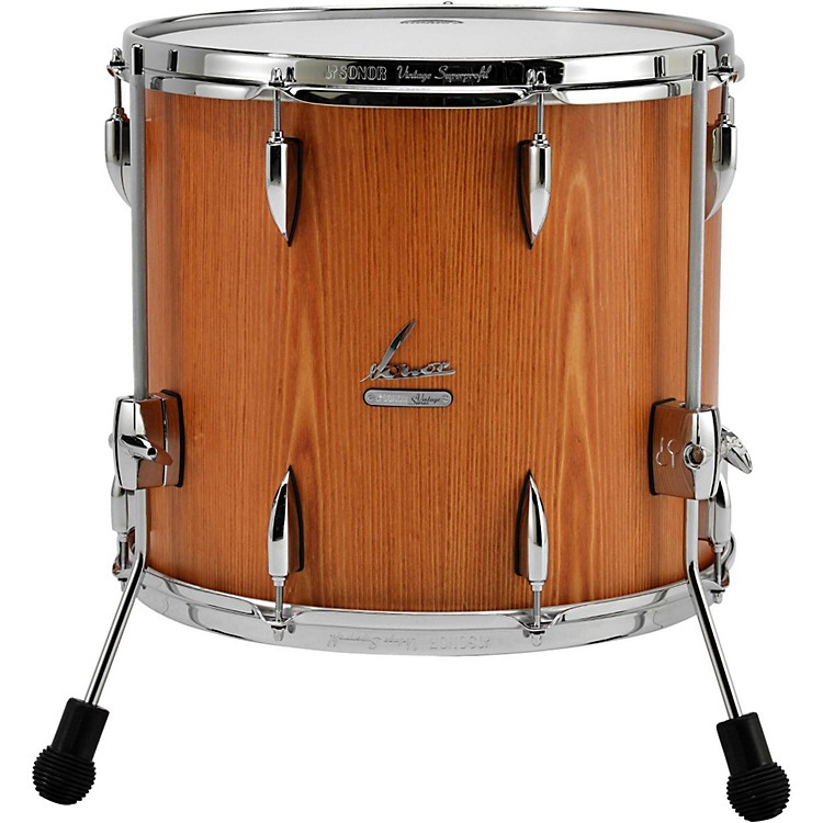 Sonor Vintage Series Floor Tom 16 x 14 in. Vintage Natural