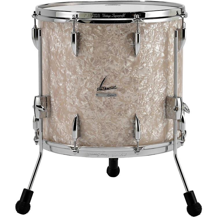 Sonor Vintage Series Floor Tom 18 x 16 in. Vintage Pearl