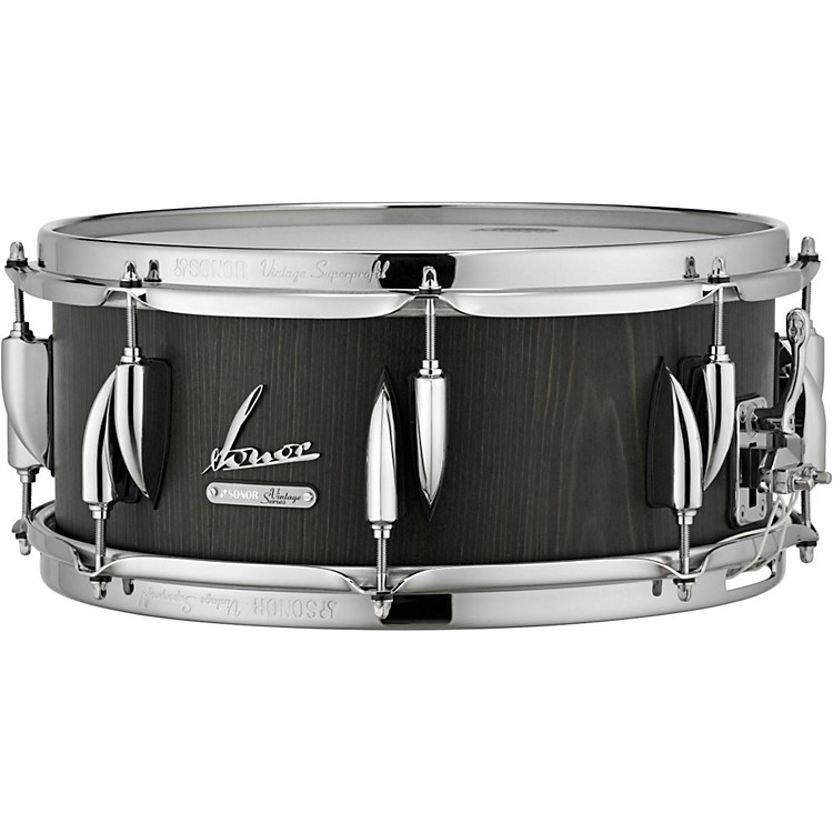 SonorVintage Series Snare Drum14 x 6.5 in.Vintage Onyx