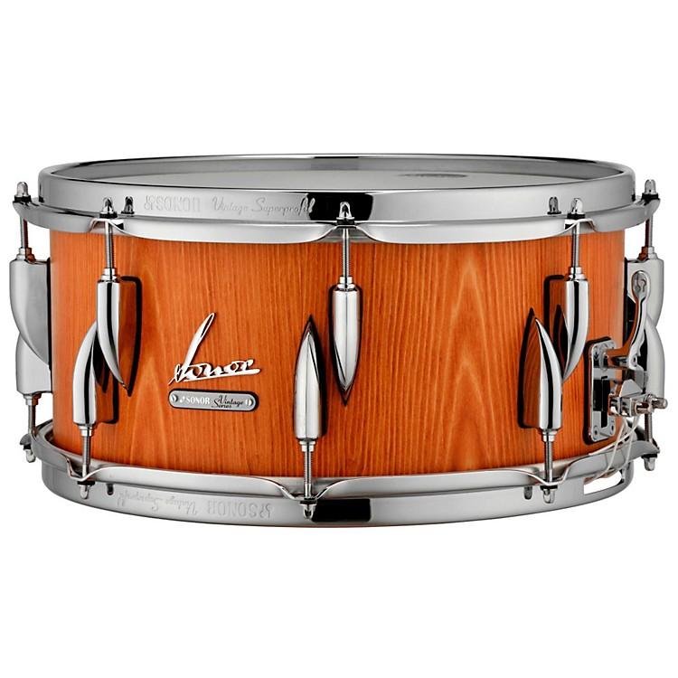 SonorVintage Series Snare Drum 14x5.75 in.14 x 5.75 in.Vintage Pearl