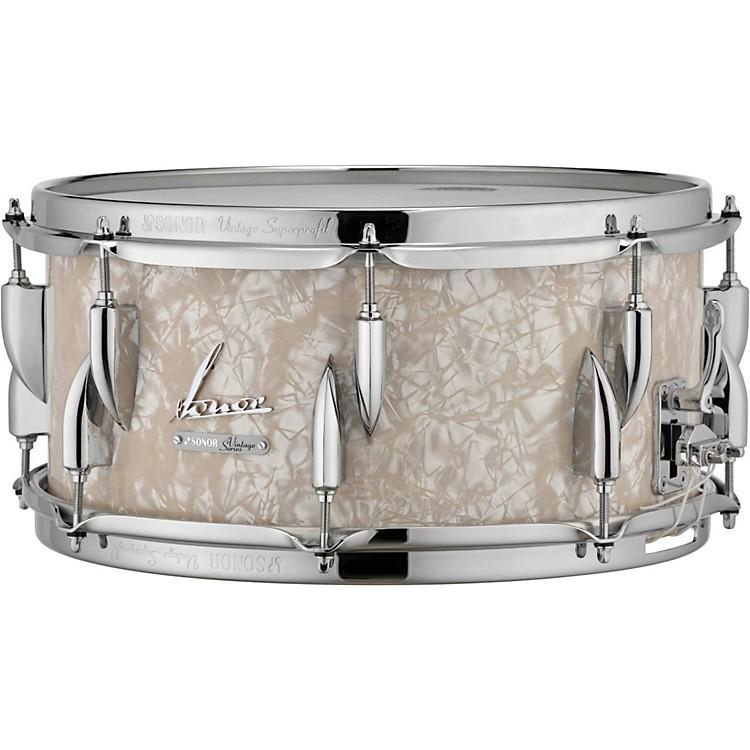 SonorVintage Series Snare Drum 14x6.5 in.14 x 6.5 in.Vintage Onyx