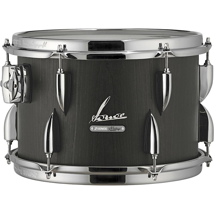 Sonor Vintage Series Tom 12 x 8 in. Vintage Onyx