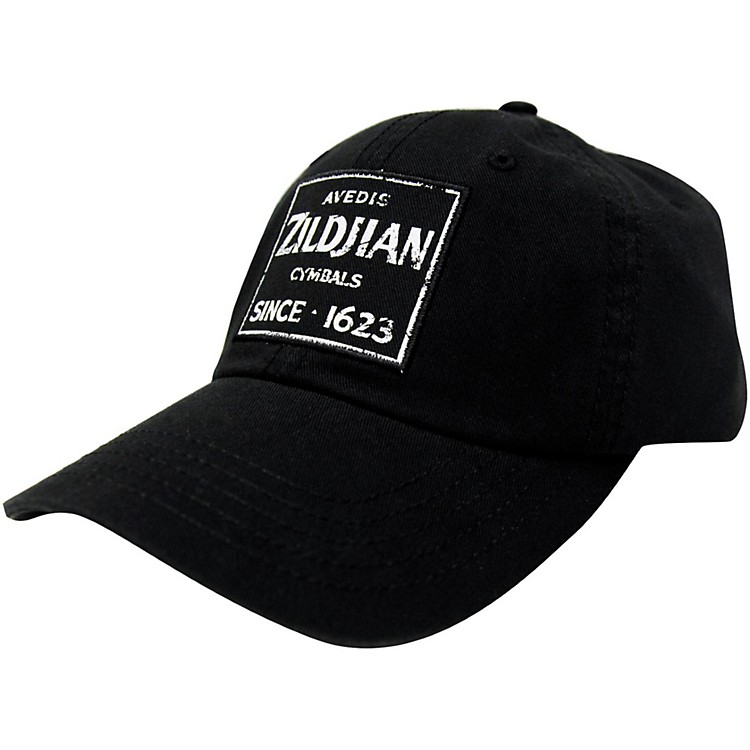 Zildjian Vintage Sign Cap Black