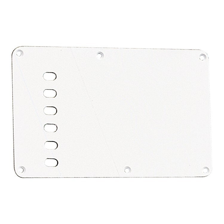 FenderVintage Stratocaster Back Plate Tremolo Cavity Cover