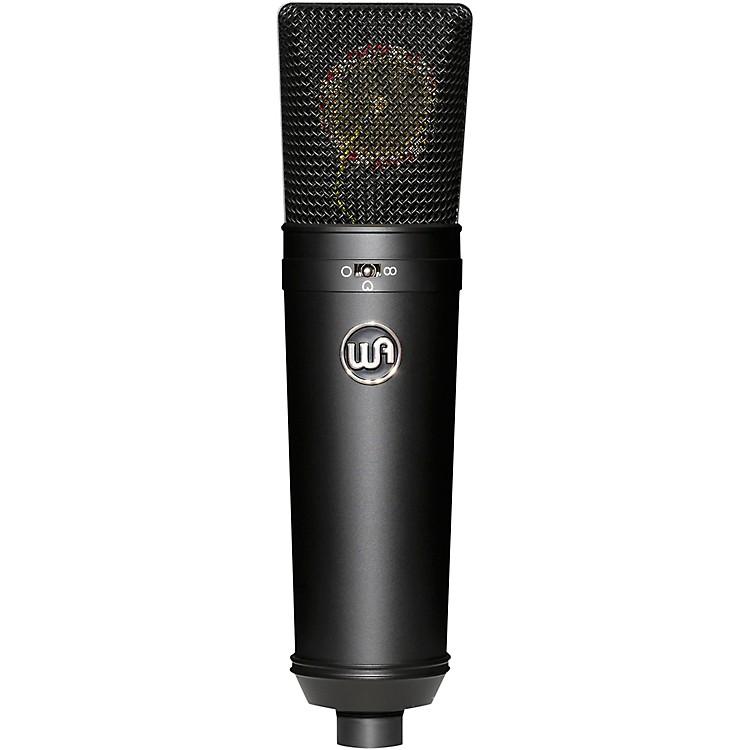 Warm AudioVintage-Style Condenser Microphone Black