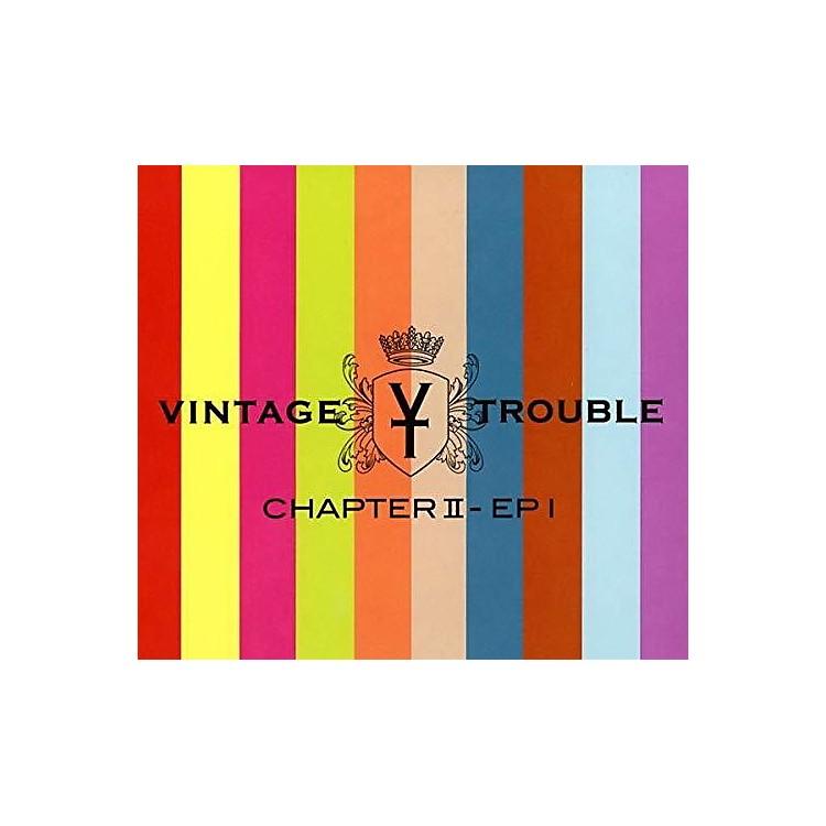 AllianceVintage Trouble - Chapter II