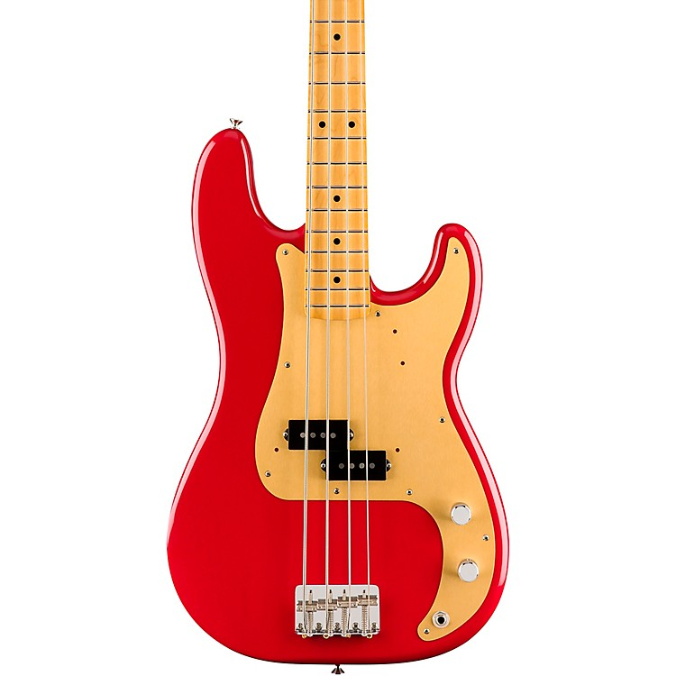 FenderVintera '50s Precision BassDakota Red