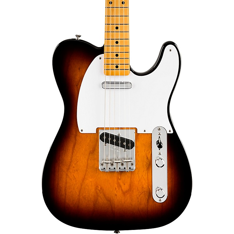 Fender Vintera '50s Telecaster Electric Guitar 2-Color Sunburst