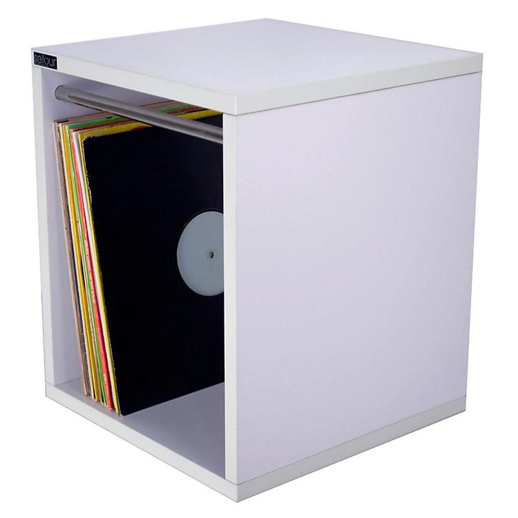 SefourVinyl Record Carry BoxWhite