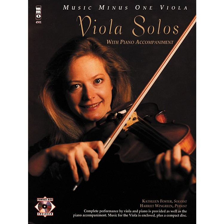 Hal LeonardViola Solos with Piano Accompaniment