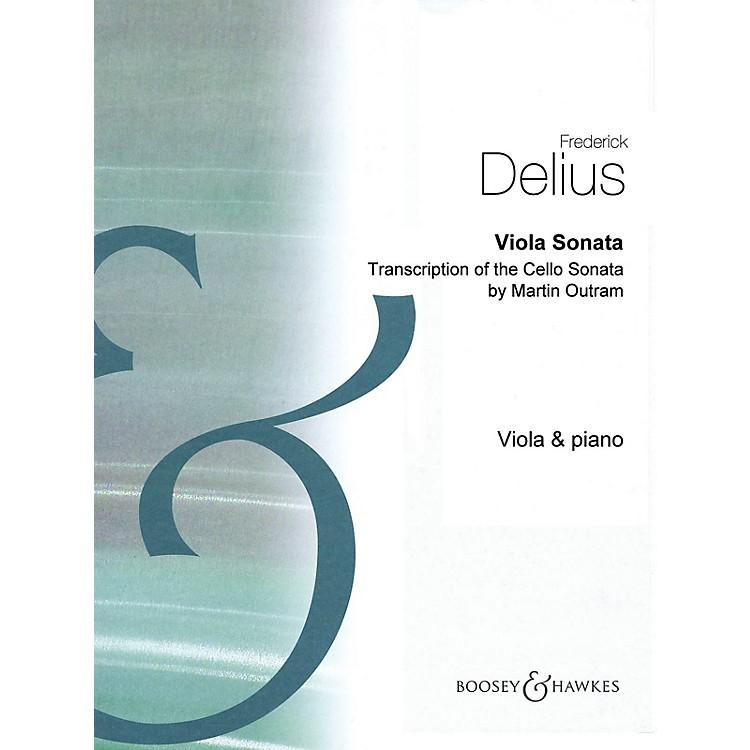 Boosey and HawkesViola Sonata (Transcription of Cello Sonata) Boosey & Hawkes Chamber Music Series Softcover