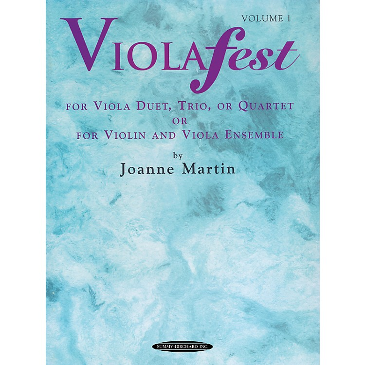AlfredViolaFest Vol. 1 (Book)