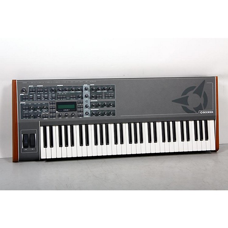 AccessVirus TI v2 Keyboard Total Integration Synthesizer and Keyboard ControllerBlack888365849256