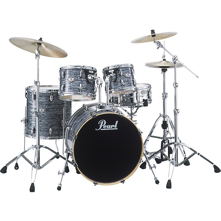 Pearl Vision VSX 5 Piece Standard Shell Pack Strata Black