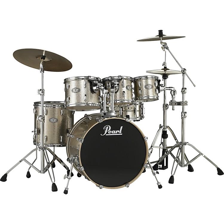 pearl vision vsx 6 piece standard drum set music123. Black Bedroom Furniture Sets. Home Design Ideas