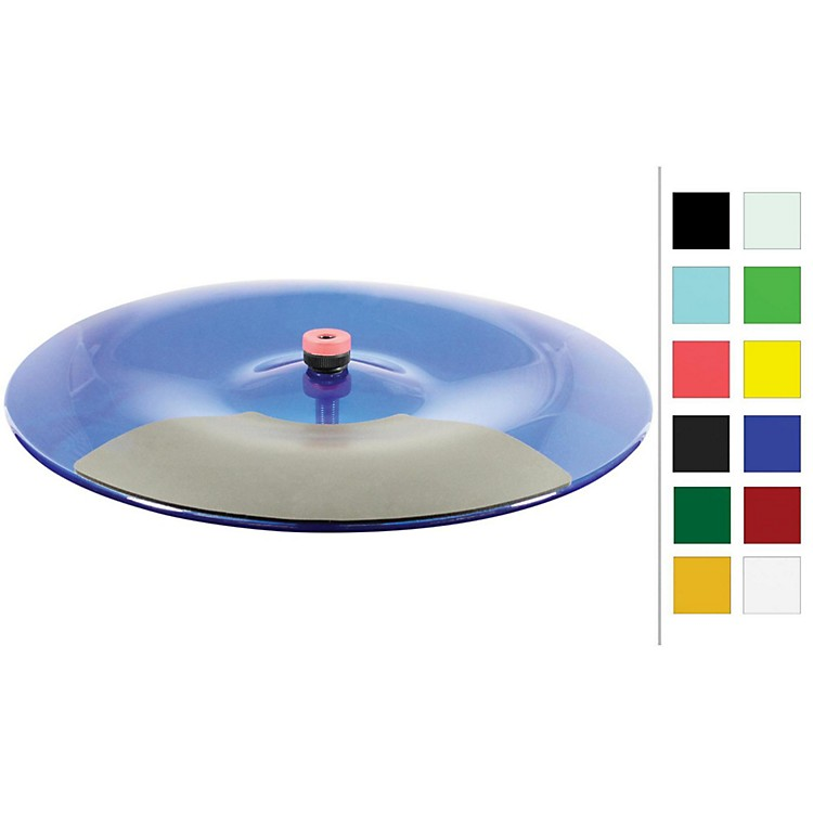PintechVisuLite Professional Single Zone China Cymbal18 in.Opaque Black