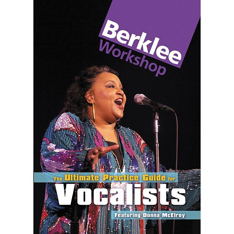 Berklee PressVocal Practice for Performance (DVD)