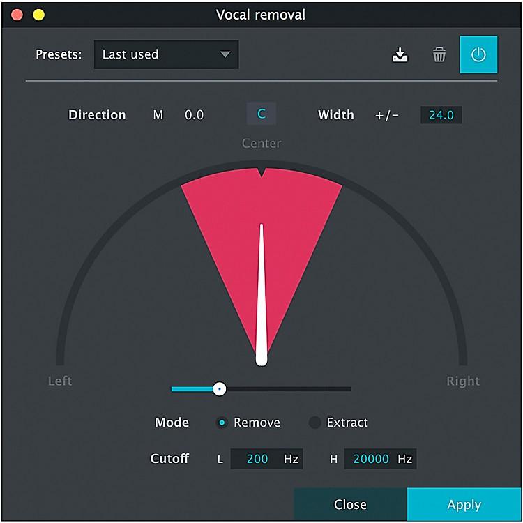 2nd SenseVocal Remover Software Download