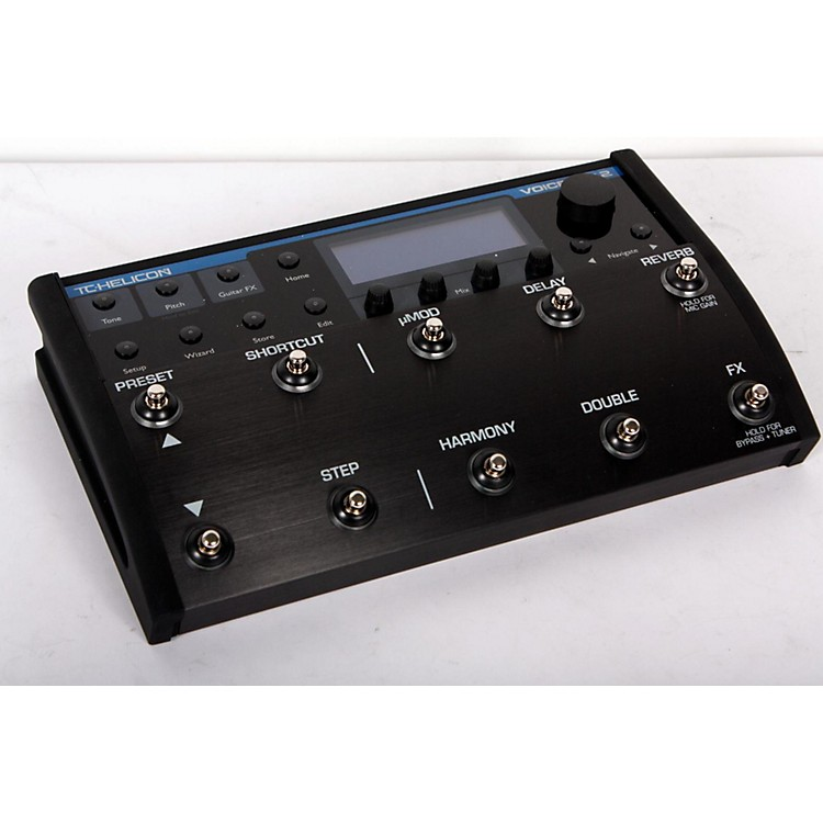 TC HeliconVoiceLive 2 Floor-Based Vocal Processor888365814513