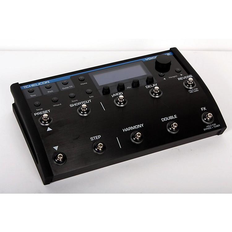 TC HeliconVoiceLive 2 Floor-Based Vocal Processor888365829944