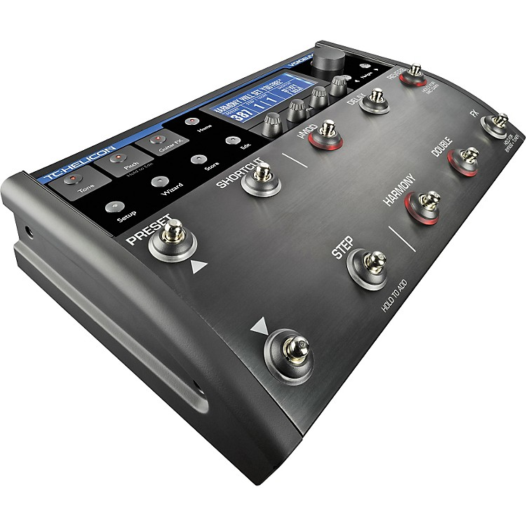 TC HeliconVoiceLive 2 Floor-Based Vocal Processor888365902722