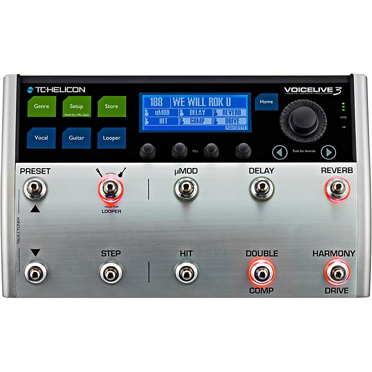 TC Helicon VoiceLive 3  888365902371