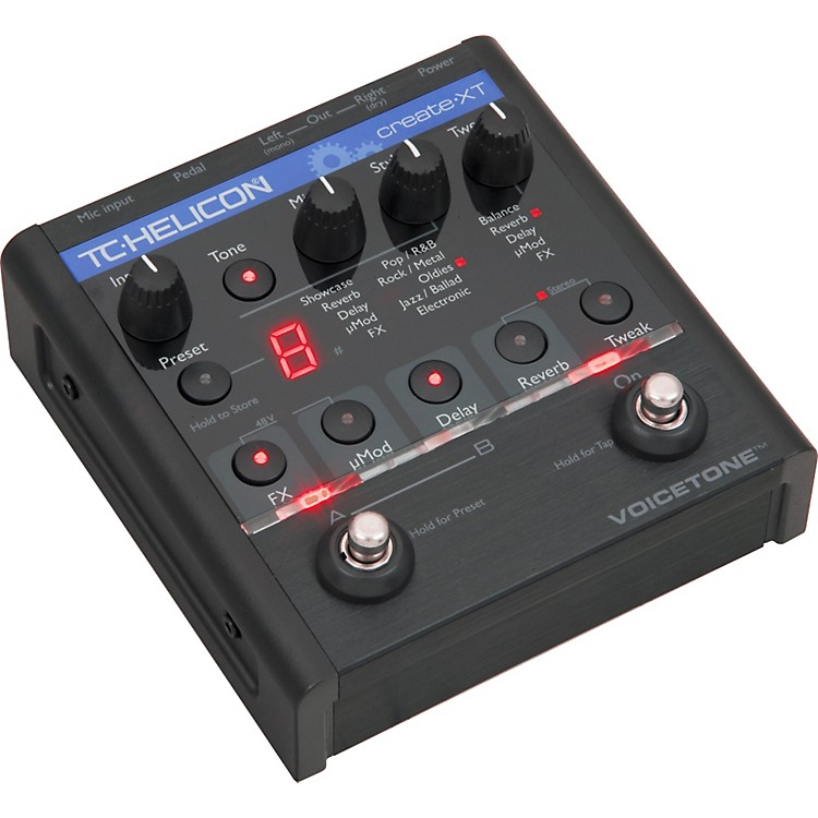 TC Helicon VoiceTone Create XT