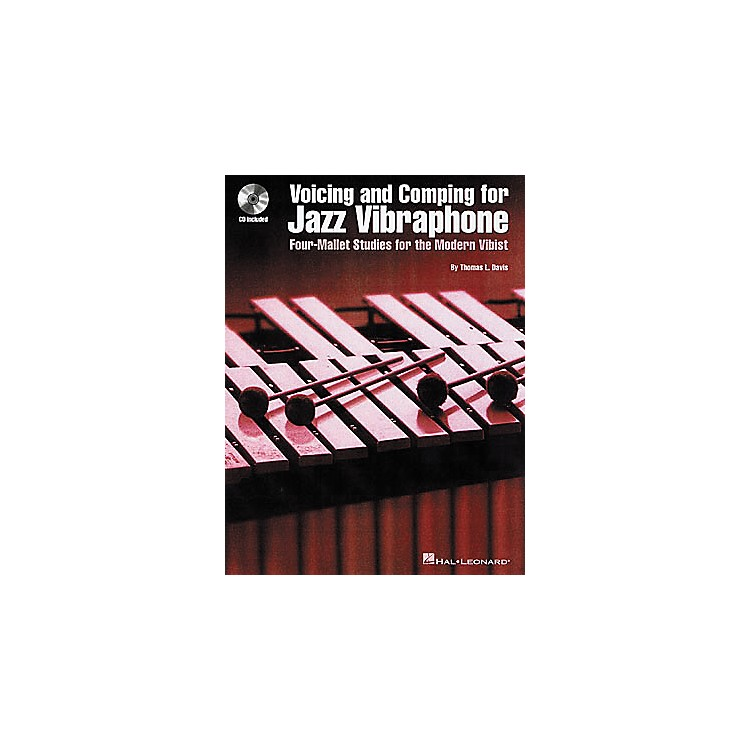 Hal LeonardVoicing and Comping for Jazz Vibraphone