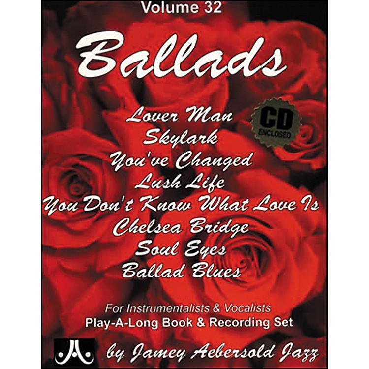 Jamey Aebersold(Vol. 32) Ballads