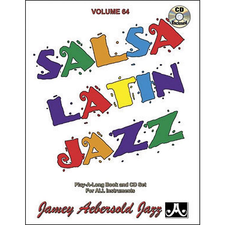 Jamey AebersoldVol. 64 Salsa Latin Jazz