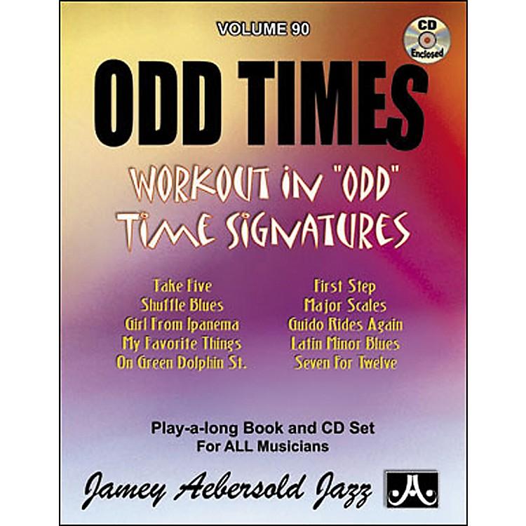 Jamey Aebersold(Vol. 90) Odd Times