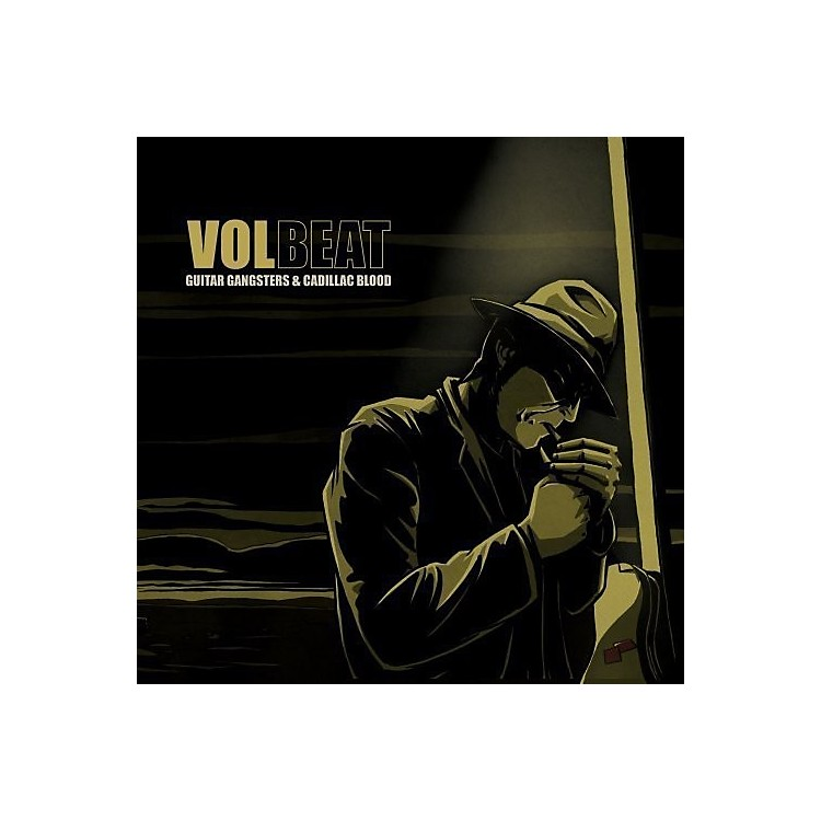 Alliance Volbeat - Guitar Gangster & Cadillac Blood