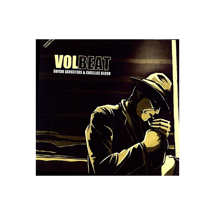 Alliance Volbeat - Guitar Gangsters & Cadillace Blood