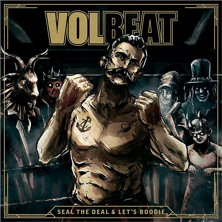 Universal Music GroupVolbeat - Seal The Deal & Let's Boogie [2LP]