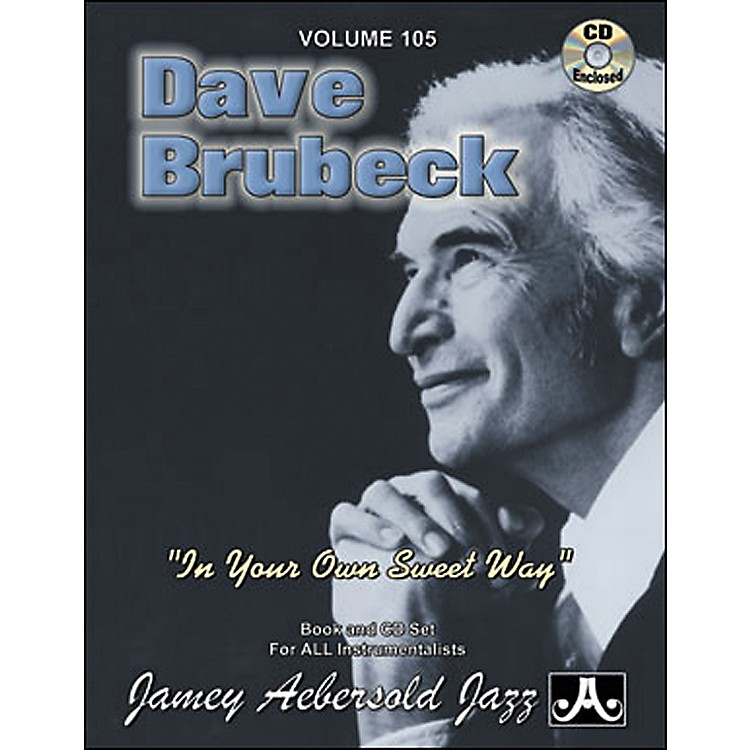 Jamey AebersoldVolume 105 - Dave Brubeck