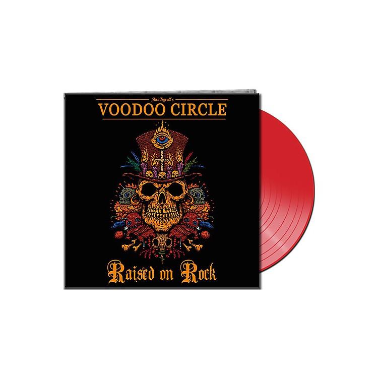 AllianceVoodoo Circle - Raised on Rock (Red Vinyl)