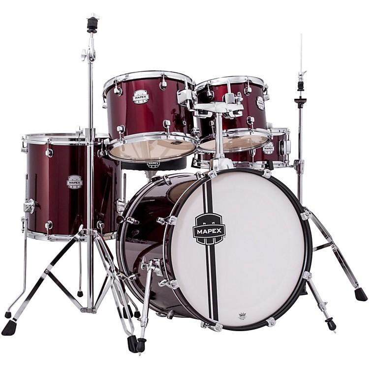 MapexVoyager Jazz Drum SetDark Red