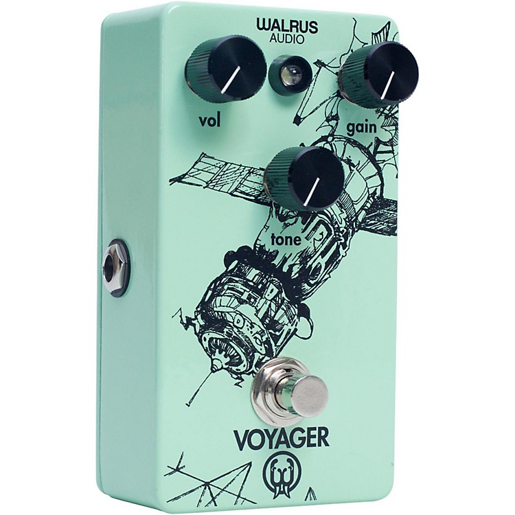 Walrus AudioVoyager Preamp/Overdrive