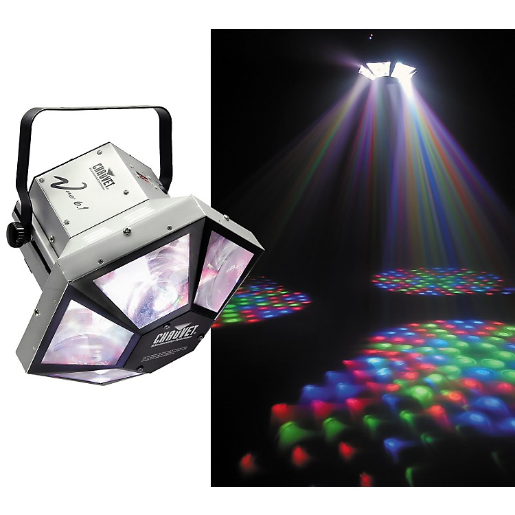 CHAUVET DJ Vue 6.1 LED Moonflower Effects Light