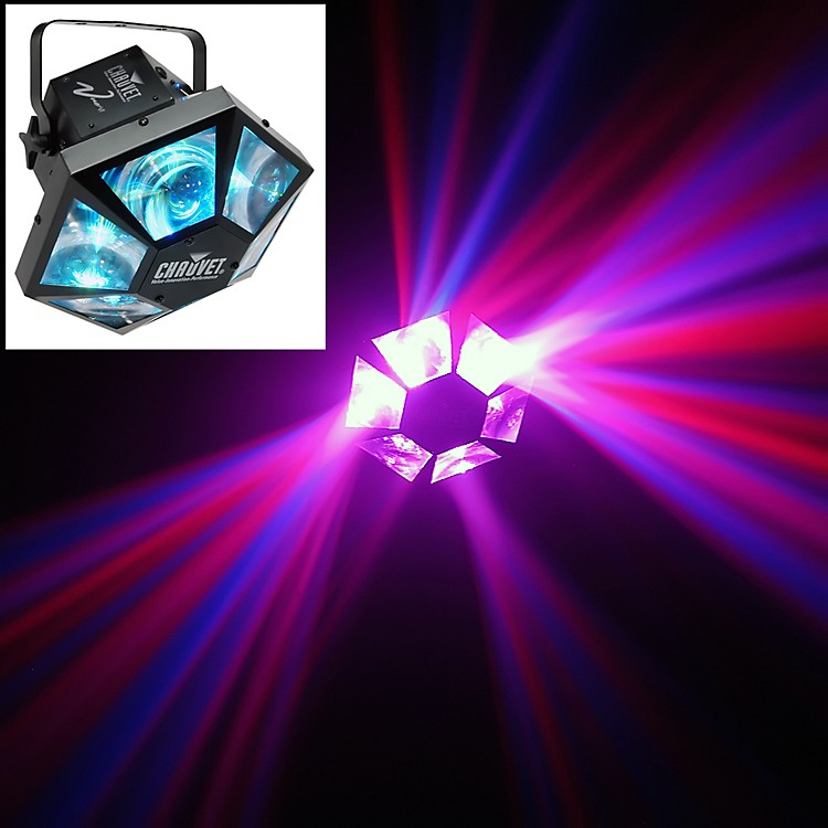 CHAUVET DJ Vue VI DMX LED Moonflower Effect