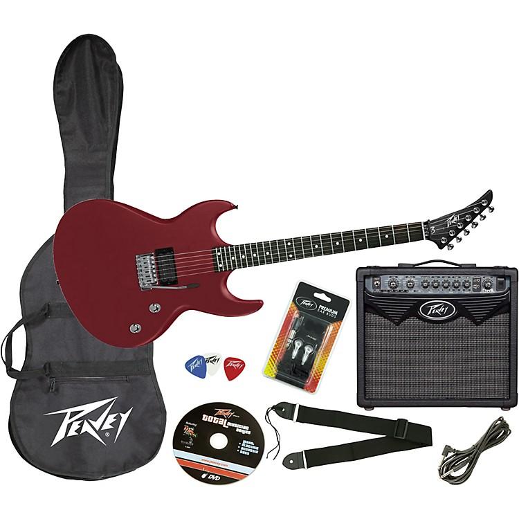 PeaveyVypyr Electric Guitar Stage PackSatin Blood Red
