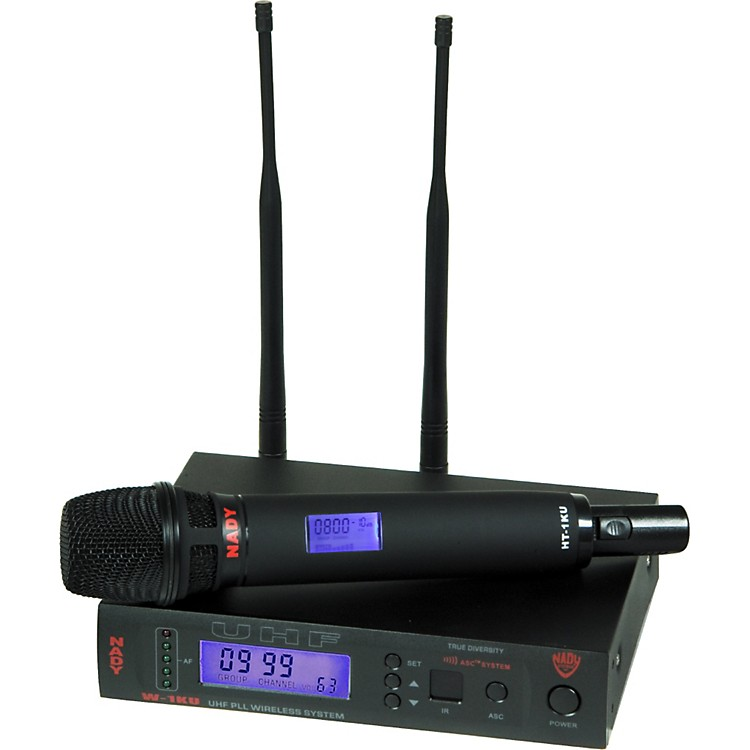 NadyW-1KU Handheld Wireless System