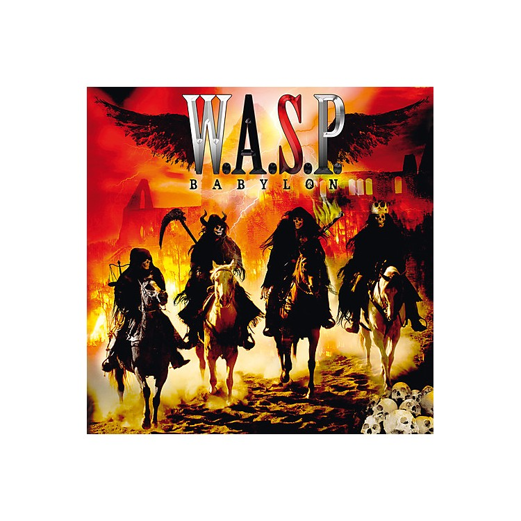 AllianceW.A.S.P. - Babylon
