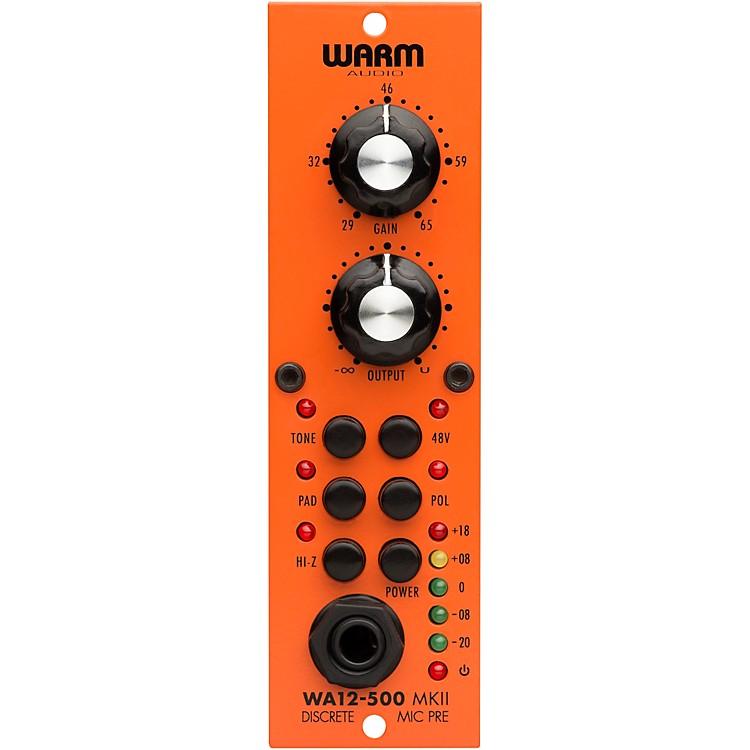 Warm AudioWA-12-500 MK2 500 Series Microphone Preamp