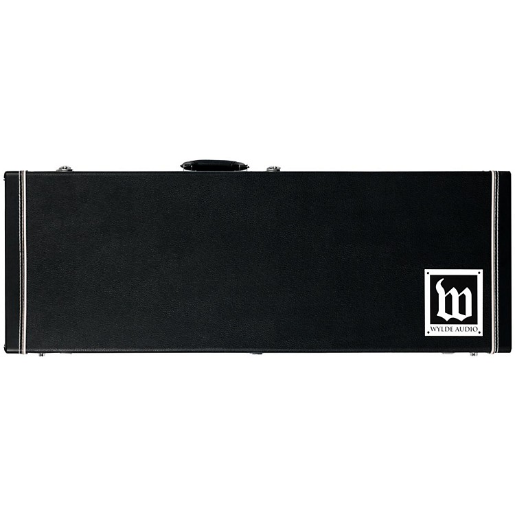 Wylde Audio WA-OB-1 Hard-Shell Wood Case for Odin and Barbarian Black