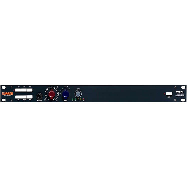 Warm Audio WA73 1 Channel British Mic Pre